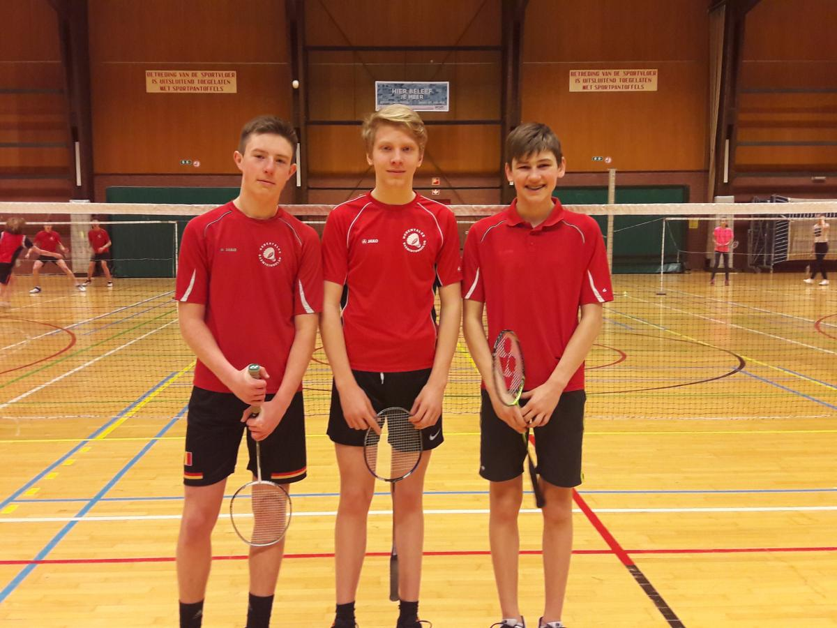 Herentalse badmintonclub 3H