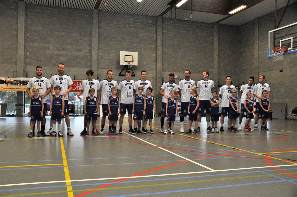 Herentalse Basketbalclub HSE A